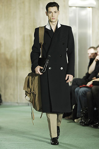 Dries Van Noten / осень-зима 2009-2010
