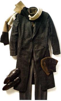 Что носить после пальто