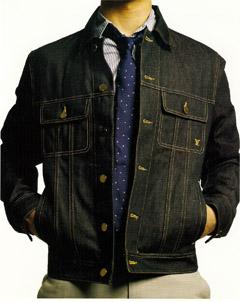 3bb6802d7ae Men s Style - Мужская джинсовая куртка